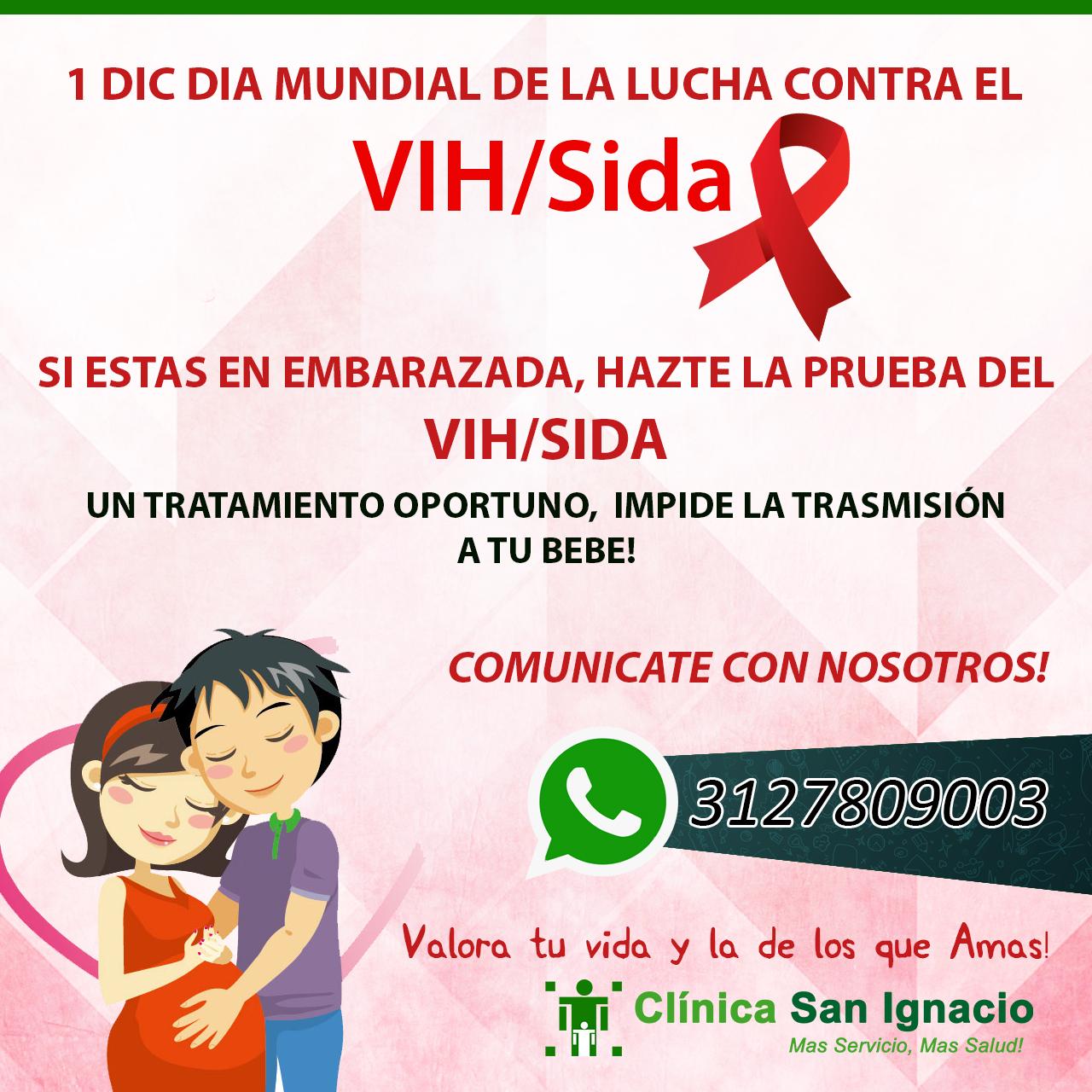 Dia Internacional de la lucha contra el VIH/SIDA